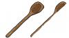 1.5 wooden spoons +